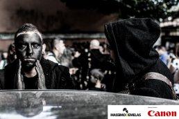 Nel nome di Dioniso - Il Carnevale della Sardegna - Progetto fotografico di Massimo Demelas - Sponsor Tecnico Canon Italia